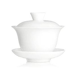 Gaiwán de Porcelana Circles 120 ml