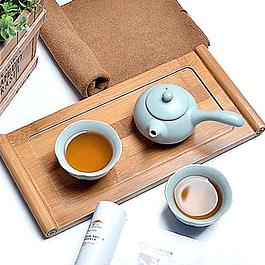Set de té para 2 Kyusu 5 piezas