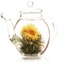 Regalo de Té Floreciente - Blooming Tea Gift abloom