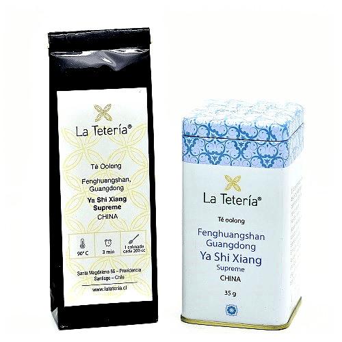 Ya Shi Xiang Supreme - Fenghuangshan Dan Cong Oolong
