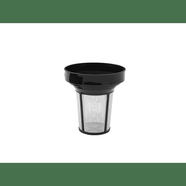 Tetera Térmica Duet Bella Ronde Negra 1.2 litros
