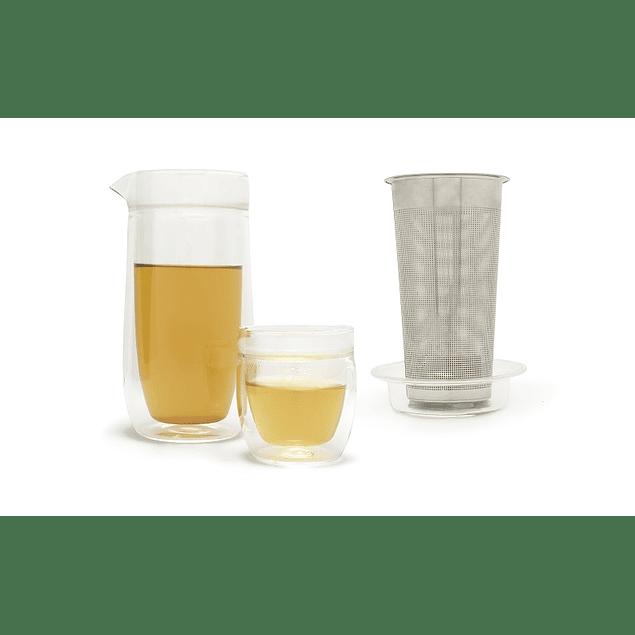 Juego de té para 2 Siena de Bredemeijer