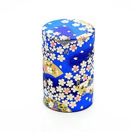 Earl Grey Breakfast - Chiyogami Sakura Azul 80g