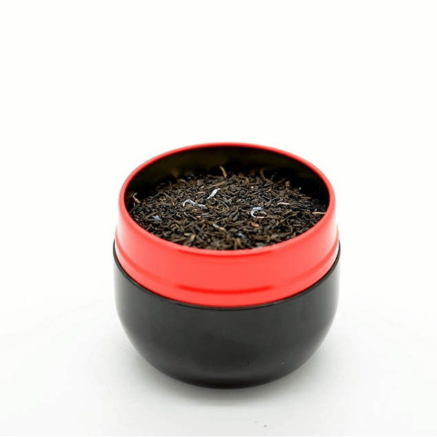 Earl Grey Blue Flower - Suzuko Lacado Negro 80g