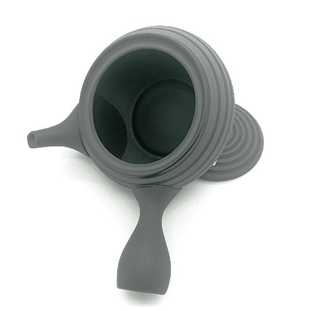 Kyusu Negro Gris 280 ml