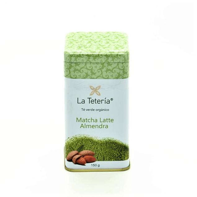 Matcha Latte Almendra