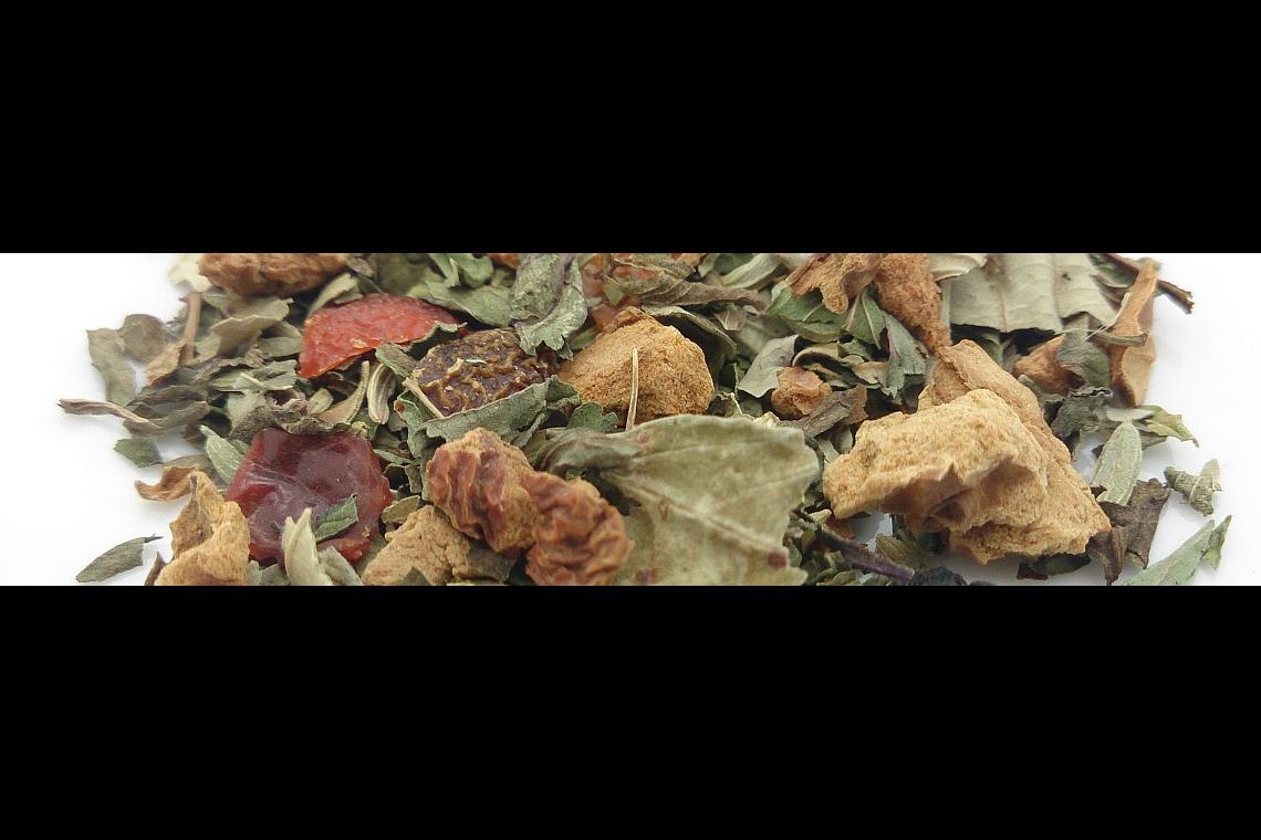 Infusiones herbales y frutales