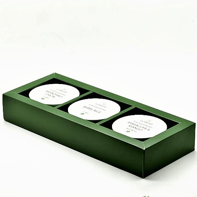 Selección Té Verde Aromatizado