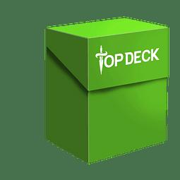 Portamazo Topdeck 60+ cartas color verde