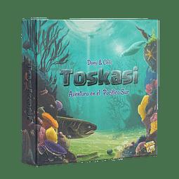 Toskasi: Aventura en el Pacífico Sur