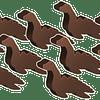 Draftosaurus: Marina