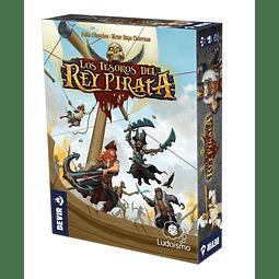Los Tesoros del Rey Pirata (2º edición)