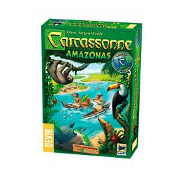 Carcassonne AMAZONAS