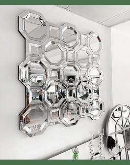 Espejo Cristal Honey