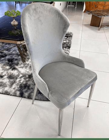 Silla Martina Silver gris