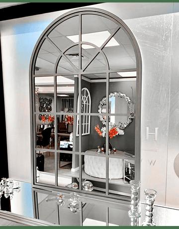 Espejo Provenza Silver