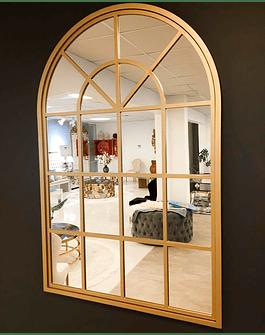 Espejo Provenza Dorado