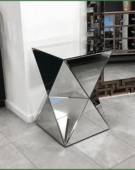 Mesa lateral Asturias Silver