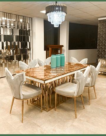 Mesa de comedor Toscana Grande