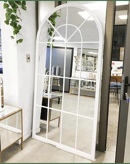 Espejo Gran Provenza Blanco