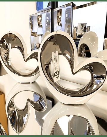 Corazón Ceramica