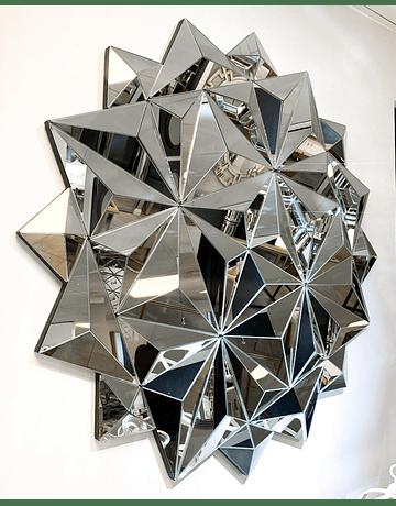 Espejo Bangkok Silver