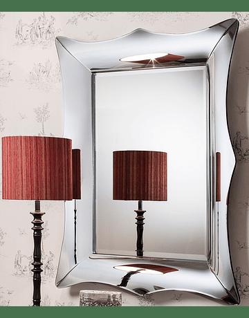 Espejo de muro marco Alejandría