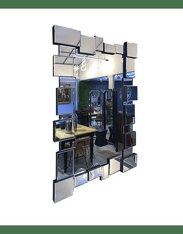 Espejo de muro marco 3D