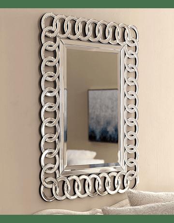 Espejo de muro Amberes