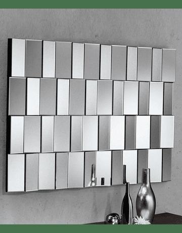 Espejo de muro escala