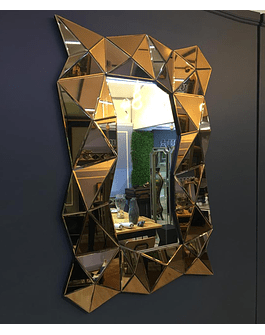 Espejo de muro Quebec