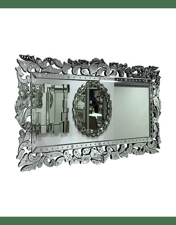 Espejo estilo veneciano
