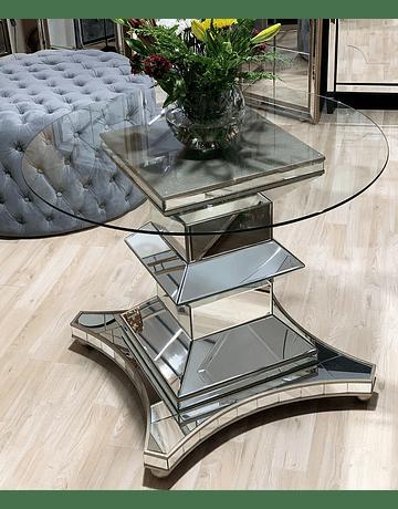 Mesa espejada