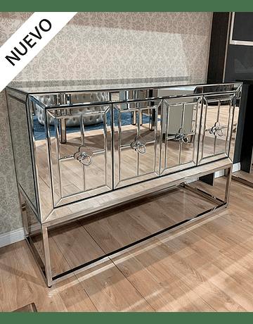 Buffet Delphine Silver medida estándar