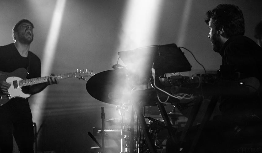 Sistemas Inestables libera registro de su presentación en Dunk!Festival 2019 y alista material inédito para 2021