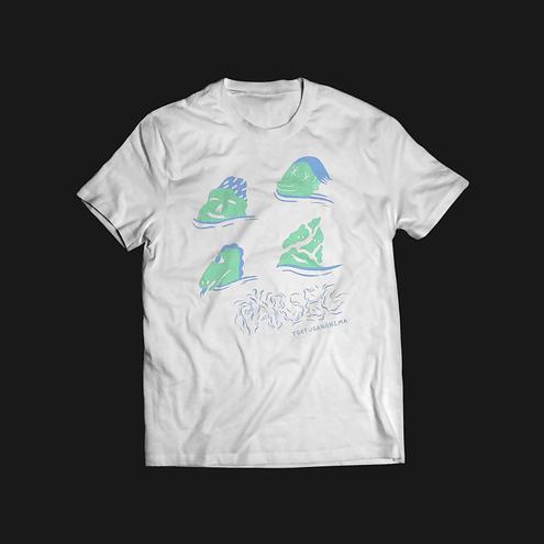 Polera Tortuganónima | Pársec