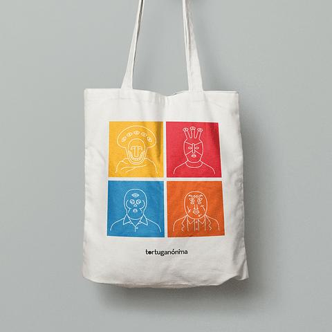 Bolsa Tortuganónima | Imago