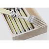 Set Tenedores Principales 6 piezas color hueso