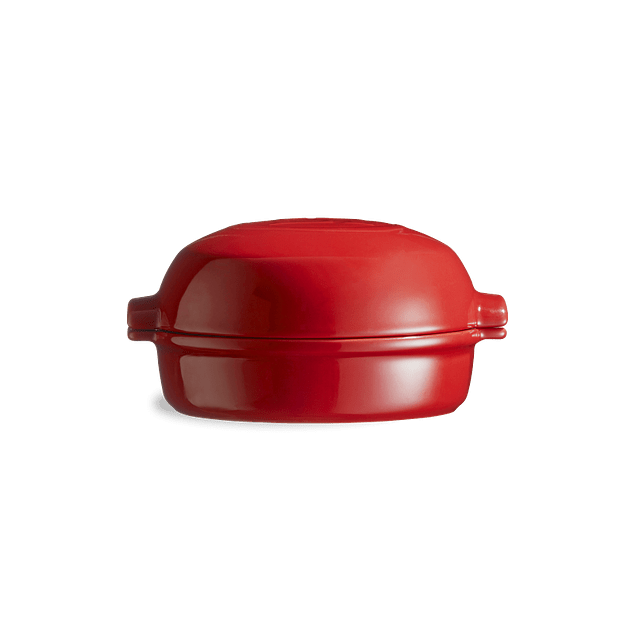 Cheese Baker color rojo
