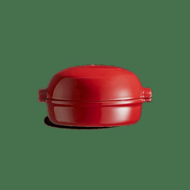 Cheese Baker color rojo
