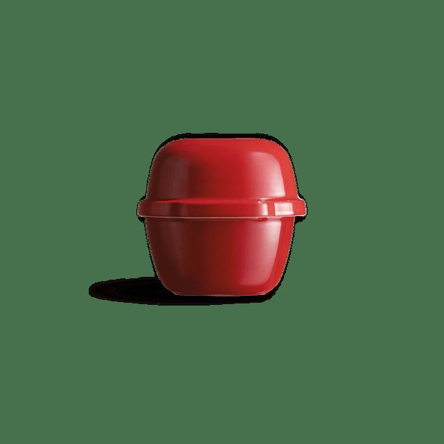 Molde Pan Rectangular 39 x 16,5 x 15 cm rojo