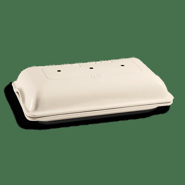 Horno de Pan Baguette 39 x 23 cm lino