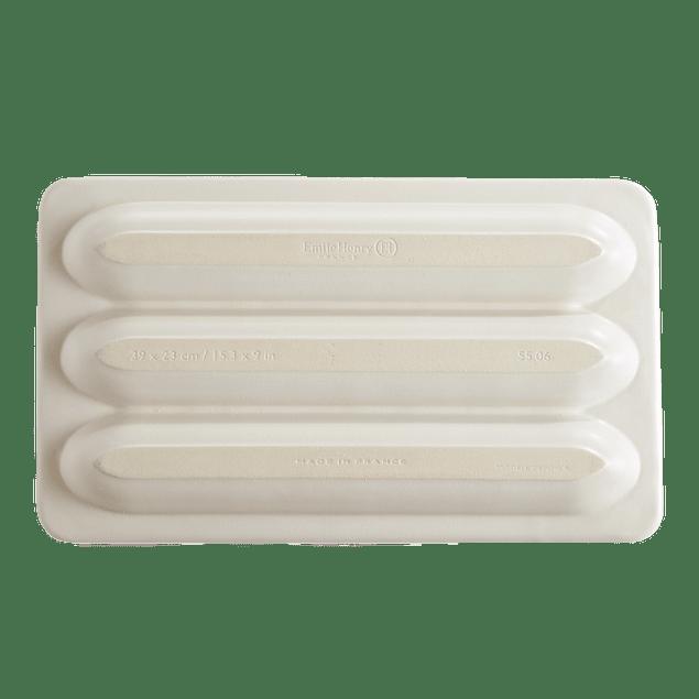 Molde Baguette 39 x 23 cm lino