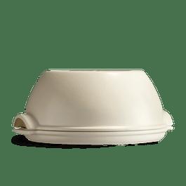 Molde Pan Campesino 33 x 30 x 14 cm lino