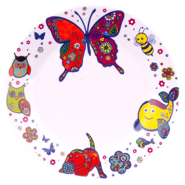 Set Infantil Colorfoul Animals