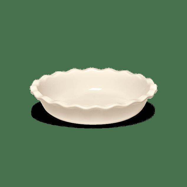 Molde de Pie color crema