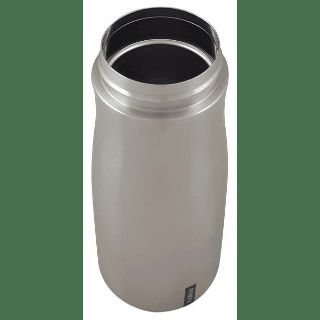 TAZON DOBLE PARED 0,4LTR GRIS