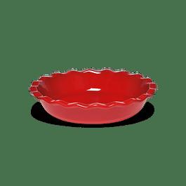 Molde de Pie color rojo