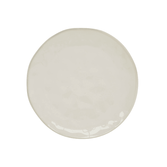 PLATO 21CM WHITE