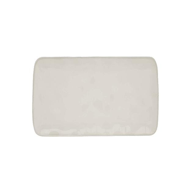 PLATO RECTANGULAR 20x13 WHITE